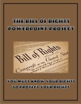 Bill of Rights PowerPoint Project