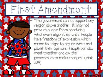 bill of rights powerpoint and notes sheet by gone wild designs tpt
