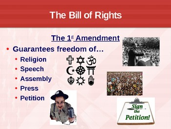 Bill of Rights Powerpoint