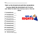 Bill of Rights Powerpoint Guided Notes