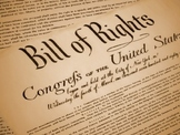 Bill of Rights Powerpoint and Writing Prompt