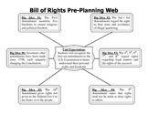 Bill of Rights Pre-Planning Web