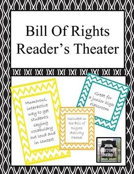 Bill of Rights Reader Theater