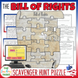 Bill of Rights Activity | Freedom Week | Constitution Day | With Digital Option