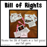 Bill of Rights Review Game
