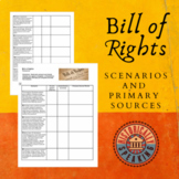Bill of Rights: Scenarios and Primary Source Mini-lesson