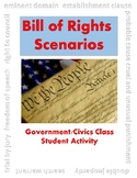Bill of Rights Scenarios