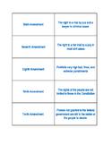 Bill of Rights Task Cards (Bilingual, Spanish, English) EDITABLE