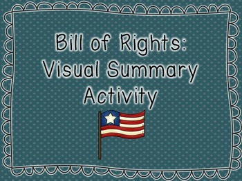 Bill of Rights Visual Summary (Differentiated)