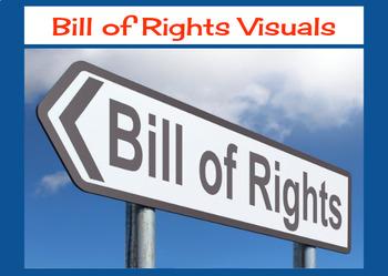 Bill of Rights Visuals