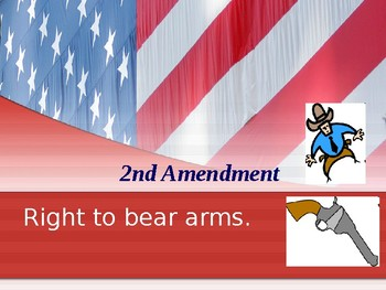 Bill of Rights-What do They Mean To You? PPT with Student handout