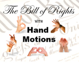 Bill of Rights With Hand Motions