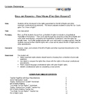 Bill of Rights packet