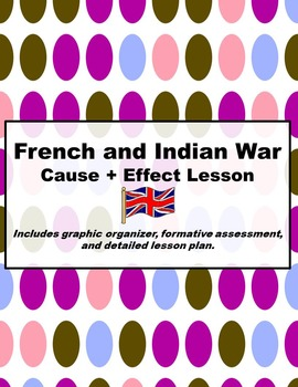 French and Indian War - Perspectives Lesson