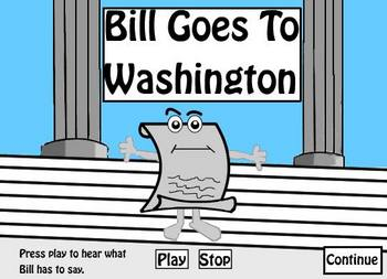 Bill to Law Activity/Game