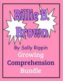 Billie B. Brown Book Studies Growing Bundle