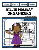 Billie Holiday Research Organizers for Black History Month