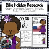 Billie Holiday Research Report Bundle