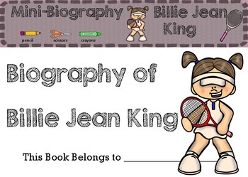 Billie Jean King - Biography