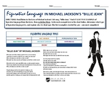 Billie Jean (by Michael Jackson) FIGURATIVE LANGUAGE Activity