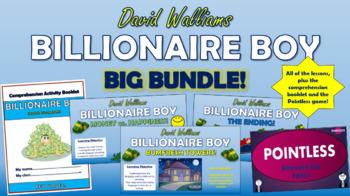 Billionaire Boy Big Bundle!