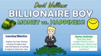 Billionaire Boy - Money vs. Happiness!