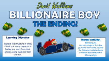 Billionaire Boy - The Ending!