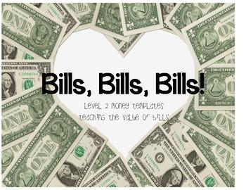 Bills, Bills, Bills! Level 2