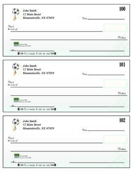 Bills and Checks