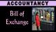 Bills of Exchange | Accounting | LetsTute Accountancy