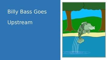 Billy Bass Goes Upstream