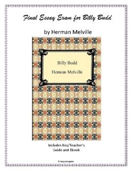 Billy Budd Final Test - Essay Examination