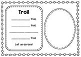 Billy Goats Gruff - Describe the Troll