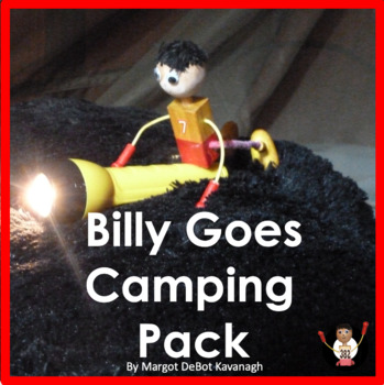Billy Goes Camping Pack: Emergent Guided Reading Levels 1, 2 and 3