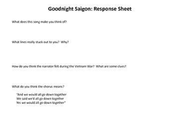 Billy Joel: Good Night Saigon