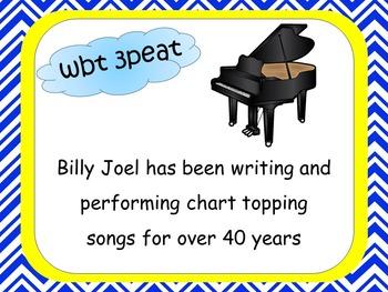 Billy Joel: Musician in the Spotlight