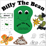 Billy The Bean + El Frijolito Fifo (Common Core)