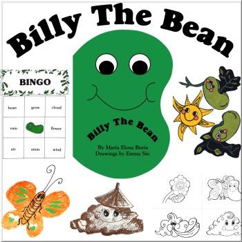 Billy The Bean + El Frijolito Fifo (Common Core)