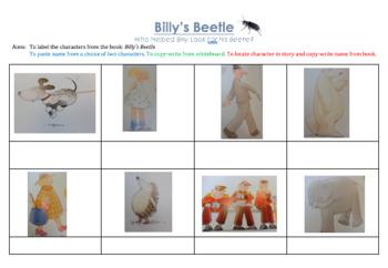 Billy's Beetle Multipack