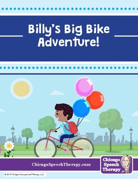 Billy's Big Bike Adventure - Interactive Story for /b/ in Initial Position