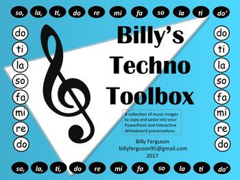 Billy's Techno Toolbox