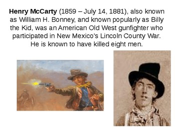 Billy the Kid Informative Guide