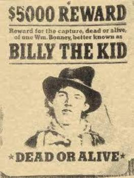 Billy the Kid Powerpoint Presentation