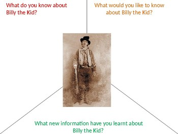 Billy the Kid Source Analysis Activity