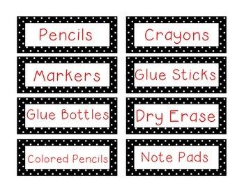 Bin Labels