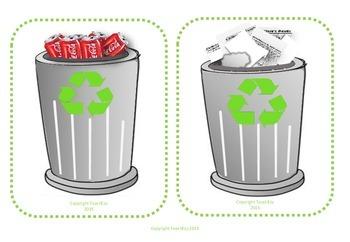 Bin Labels Free Resource