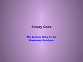 Binary Code Bundle