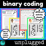 Binary Coding Unplugged