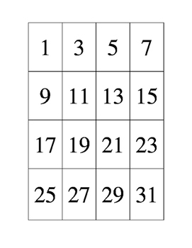 Binary Number Birthday Trick