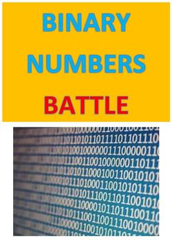 Binary Numbers Battle